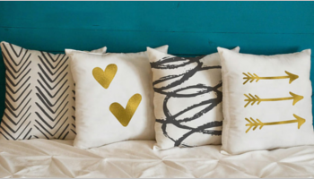 Pillow Mockup Templates
