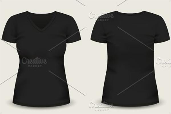 Plane T-Shirt Mockups Template