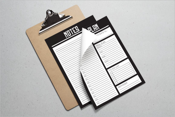Planner Set Collection Template