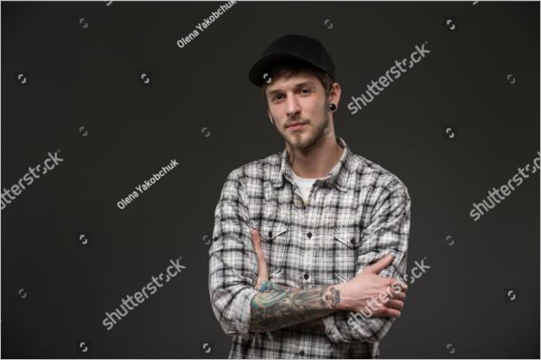 Portrait Tattoo Free Download