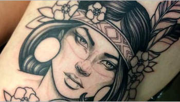 Portrait Tattoos Ideas