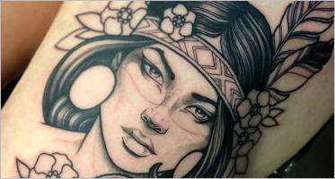 Portrait Tattoos Ideas