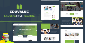Premium Education HTML Template