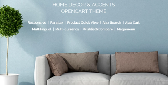 Premium Furniture Ecommerce Template