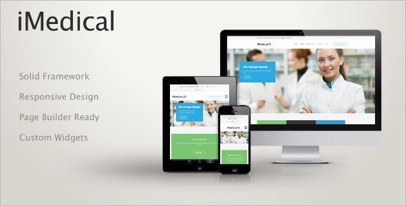 Premium Medical WordPress Theme