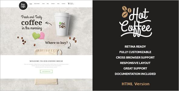 Premium Restaurant Website Template