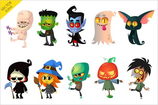 Printable Halloween Background