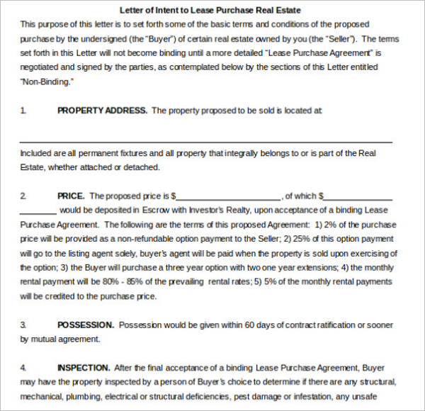 non binding letter of intent best of non binding letter of intent cover letter examples 11415