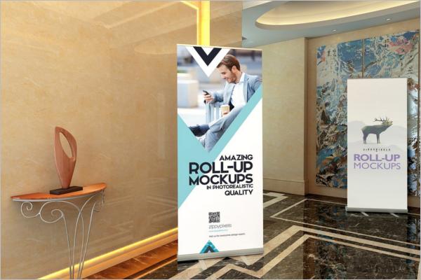 Promotional Design Mockup