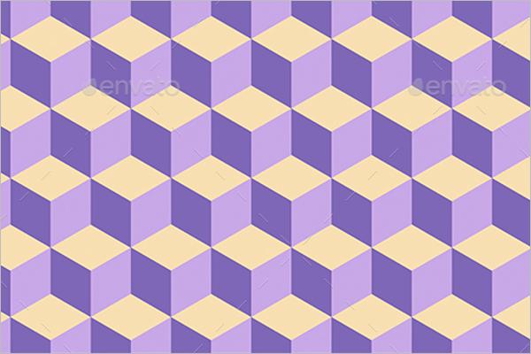 Realistic Isometric Background