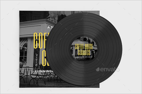 Realistic Vinyl Design