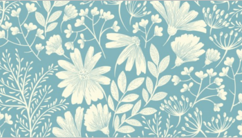 Retro Floral Pattern Designs