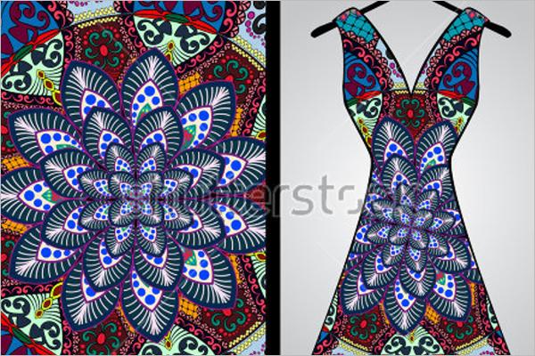 Sample Pattern Fabric Design