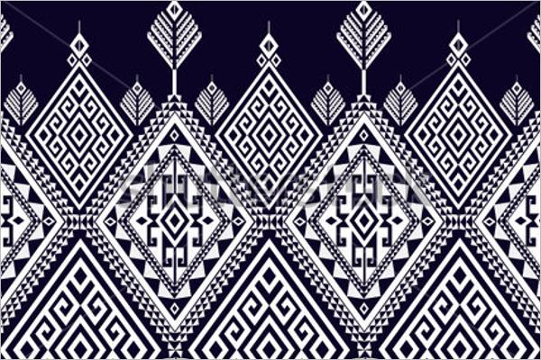 Sample Pattern Floral Design