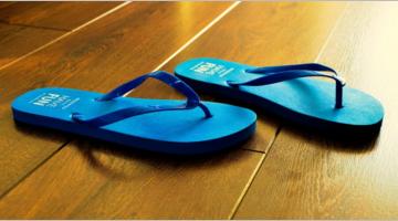 Sandals Mockups