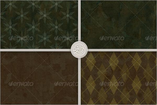 Seamless Winter Background Design