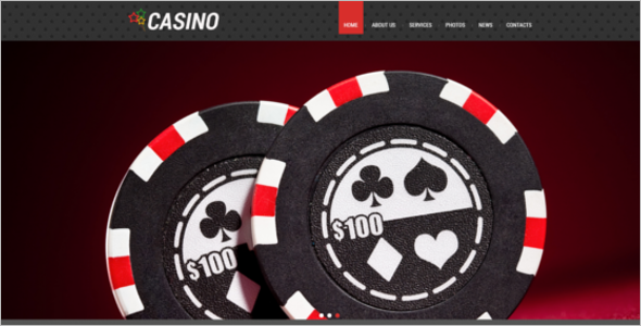Slot Machines Responsive WordPress Theme