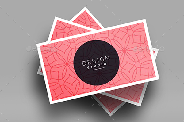 Smart Business Card Mockup Design