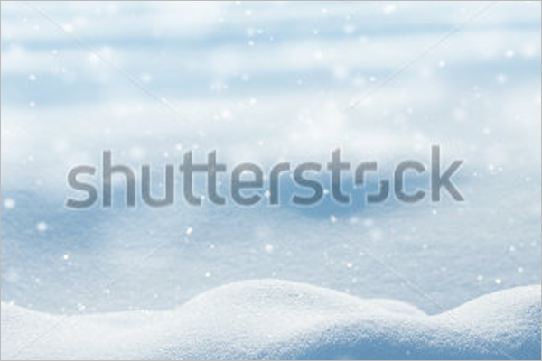 Sparkle Free Winter Background
