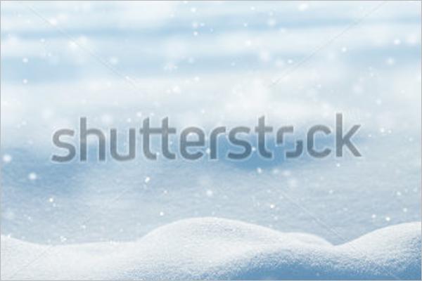 Sparkle Free Winter Background