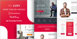 Stampready Responsive Email Template