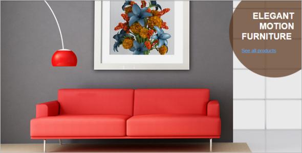 Stylish Furniture HTML Template