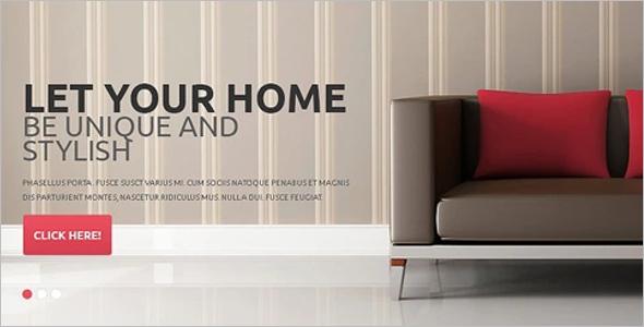 Trendy Furniture WordPress Theme