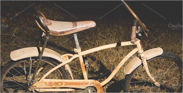 Vintage Bike Shop Website Template
