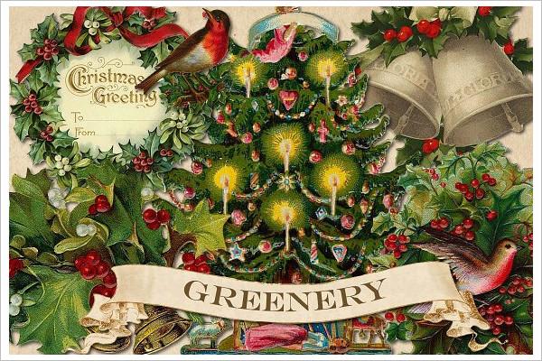 Winter Graphics Background