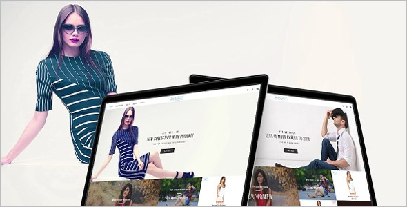 Women Fashion Ecommerce Theme
