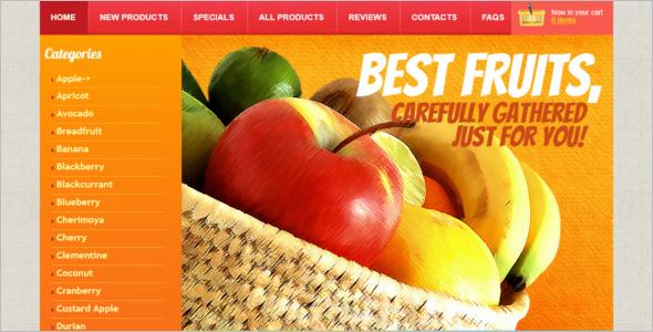 ZenCart Agriculture Theme