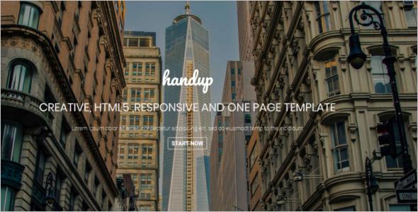 Animated Website Design