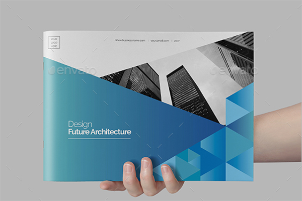 Architect Brochure InDesign Template