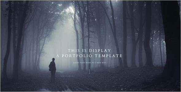 Artist Website Builder Theme