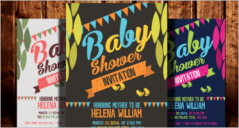 26+ Baby Shower Flyer Templates
