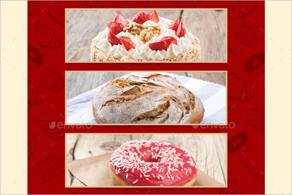 Bakery Menus Ideas