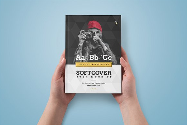 Best Book Mock-Up Design