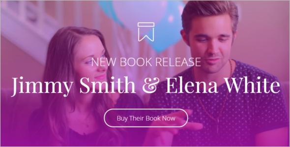 Best Book Website Template