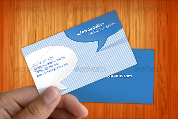 30 cool business card templates free psd design ideas