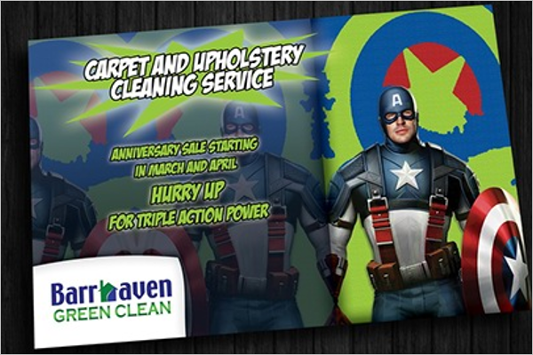 Best Cleaning Flyer Template