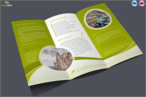 Best InDesign Brochure Template