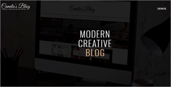 Blog Plugin WordPress Theme