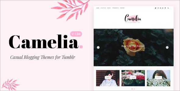 Blog Website Idea Design