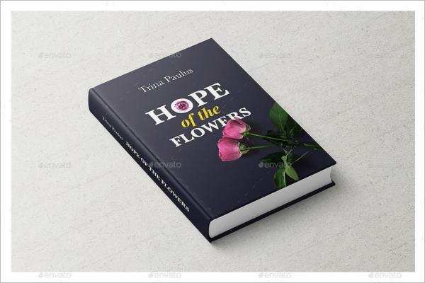 Book Mockup Design Template