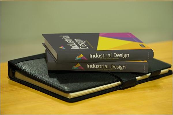 Book Mockup Bundle Design