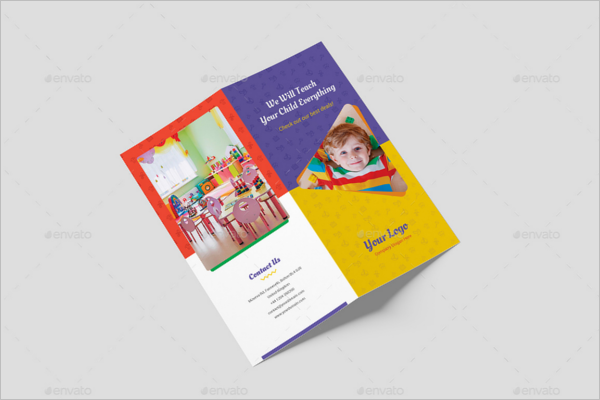 Brochure Template for Student