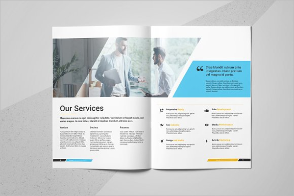 40 business brochure templates free word psd vector designs