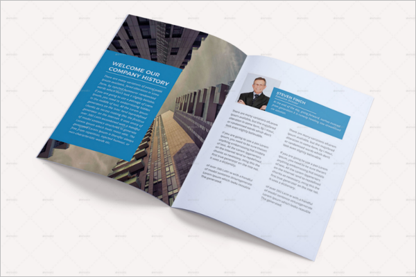 Business Brochure Example Template