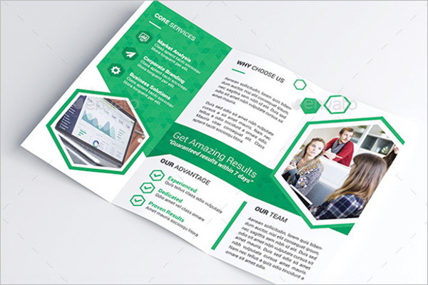Business Brochure Template Photoshop