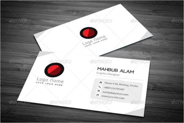 Business Card Design 2017